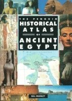 bokomslag The Penguin Historical Atlas of Ancient Egypt