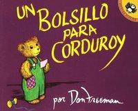 bokomslag Un Bolsillo Para Corduroy = A Pocket for Corduroy