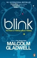 bokomslag Blink - the power of thinking without thinking