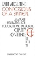bokomslag Confessions of a Sinner