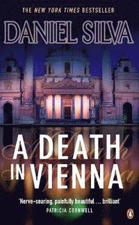 bokomslag A Death in Vienna