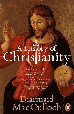 bokomslag A History of Christianity