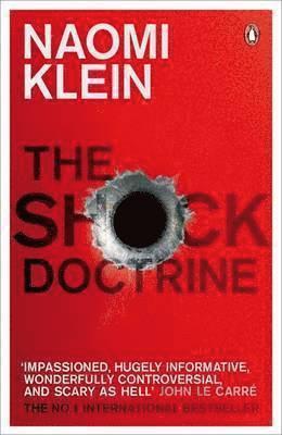 bokomslag The Shock Doctrine