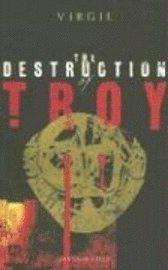 bokomslag Destruction of troy