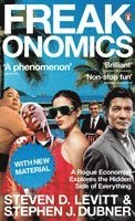 bokomslag Freakonomics: A Rogue Economist Explores the Hidden Side of Everything
