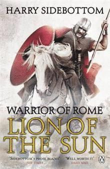 bokomslag Warrior of rome iii: lion of the sun