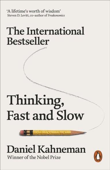 bokomslag Thinking, Fast and Slow