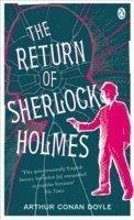 bokomslag The Return of Sherlock Holmes