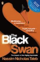 bokomslag The Black Swan: The Impact of the Highly Improbable Paperback