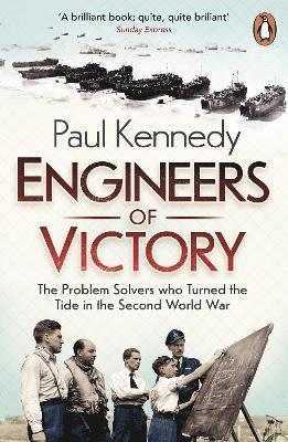 bokomslag Engineers of victory - the problem solvers who turned the tide in the secon