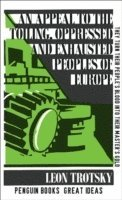 bokomslag An Appeal to the Toiling, Oppressed and Exhausted Peoples of Europe