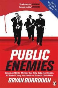 bokomslag Public Enemies: The True Story of America's Greatest Crime Wave