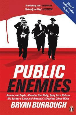 bokomslag Public Enemies: The True Story of America's Greatest Crime Wave