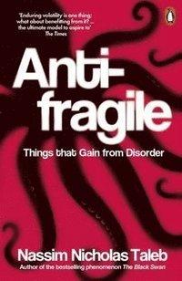 bokomslag Antifragile