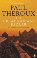 bokomslag The Great Railway Bazaar