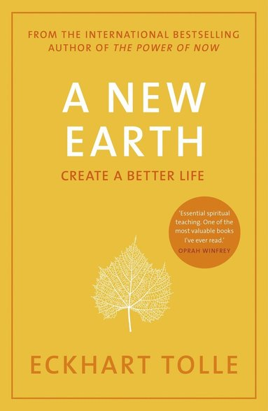 bokomslag A New Earth: create a better life