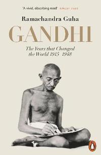bokomslag Gandhi 1914-1948