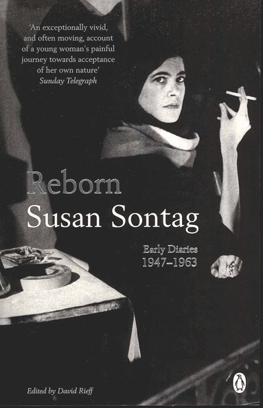 bokomslag Reborn - early diaries 1947-1963