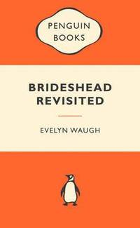 bokomslag Brideshead Revisited
