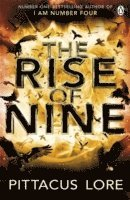 Rise of nine - lorien legacies book 3