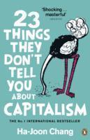 bokomslag 23 things they dont tell you about capitalism