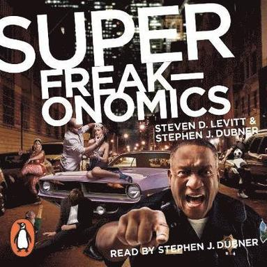 bokomslag Superfreakonomics
