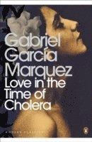 bokomslag Love in the time of cholera