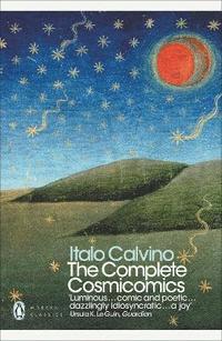 bokomslag The Complete Cosmicomics