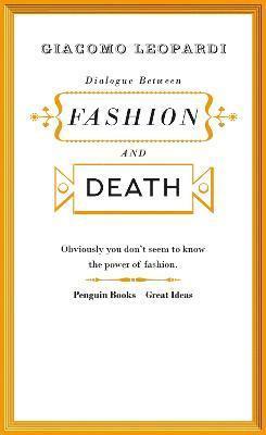 bokomslag Dialogue between Fashion and Death