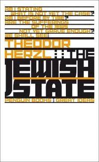 bokomslag The Jewish State
