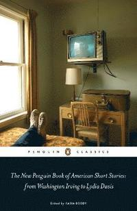 bokomslag The New Penguin Book of American Short Stories, from Washington Irving to Lydia Davis