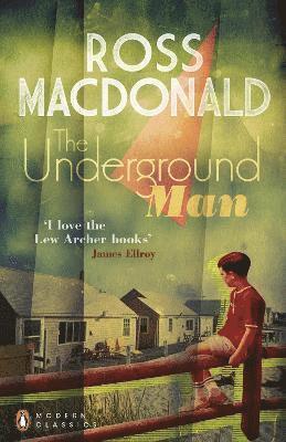 bokomslag The Underground Man
