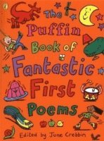 bokomslag The Puffin Book of Fantastic First Poems