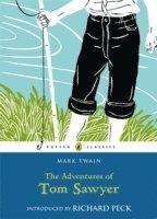 bokomslag Adventures of Tom Sawyer