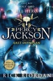 bokomslag Percy Jackson and the Last Olympian