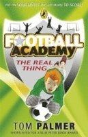 bokomslag Football Academy: The Real Thing