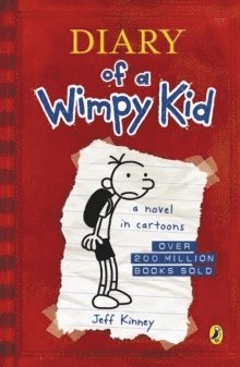 bokomslag Diary of a Wimpy Kid 1