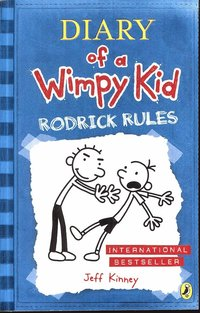 bokomslag Rodrick Rules: Diary of a Wimpy Kid 2