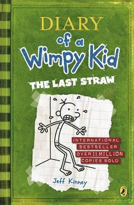 bokomslag The Last Straw: Diary of a Wimpy Kid 3