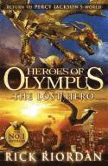 bokomslag The Lost Hero