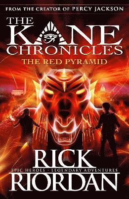 bokomslag Red Pyramid (the kane chronicles book 1)