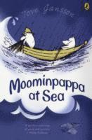 bokomslag Moominpappa at sea