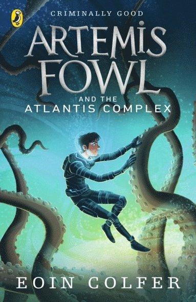bokomslag Artemis Fowl and the Atlantis Complex