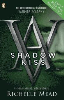 bokomslag Shadow Kiss