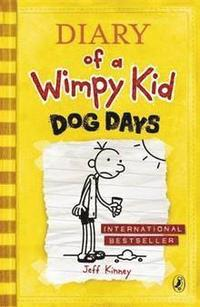 bokomslag Dog Days: Diary of a Wimpy Kid 4