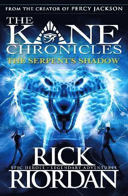 bokomslag Serpents shadow (the kane chronicles book 3)