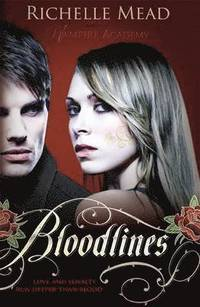 bokomslag Bloodlines (book 1)