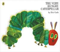 bokomslag The Very Hungry Caterpillar (Big Board Book)