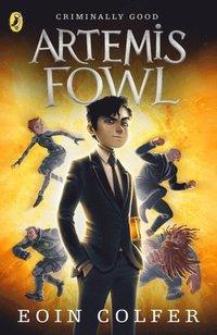 bokomslag Artemis fowl