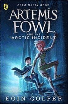 bokomslag Artemis Fowl and the Arctic Incident